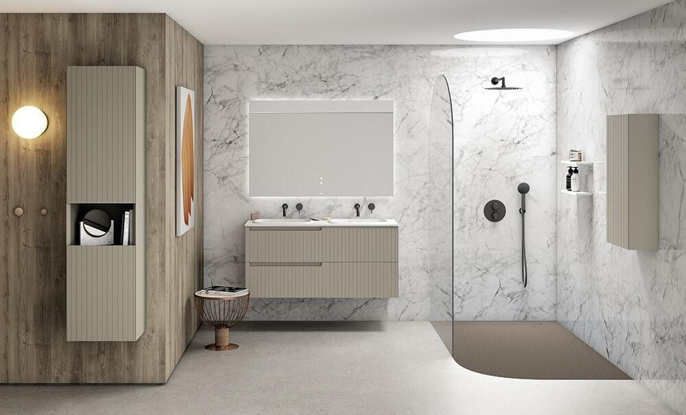 Bagno Elax Piatto doccia Fiora
