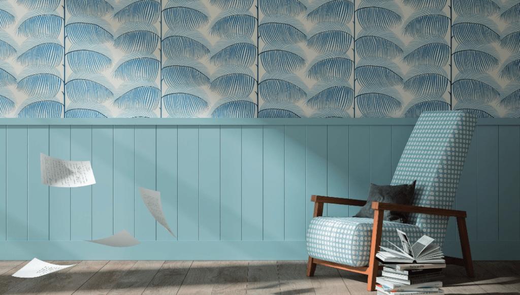Boiserie Atelier Casabella: pannelli moderni in legno