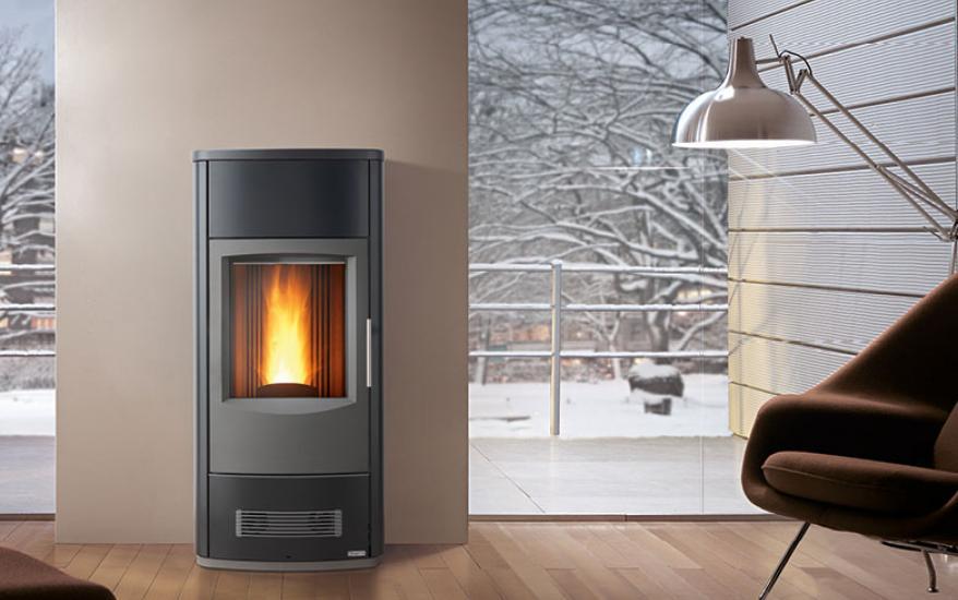 Le stufe a legna in ghisa per riscaldare casa