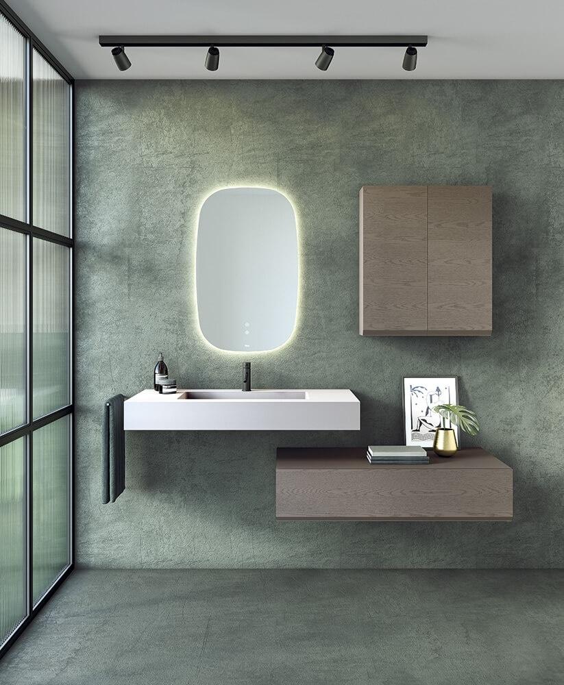 Fiora arredo bagno e mobili bagno Euroedil