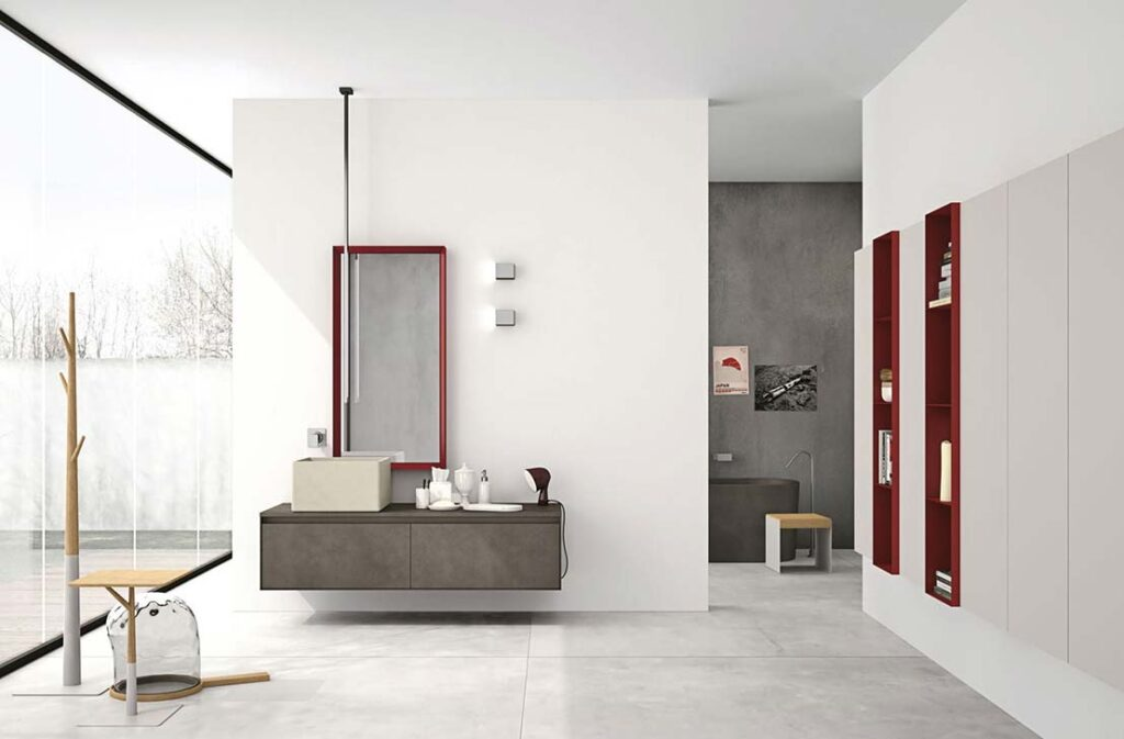 Altamarea arredo bagno e mobili bagno Euroedil
