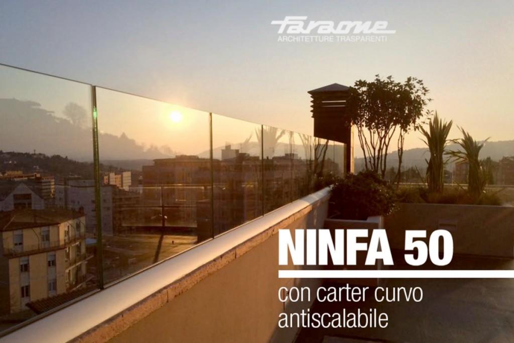 Faraone Balaustra modello NINFA 50
