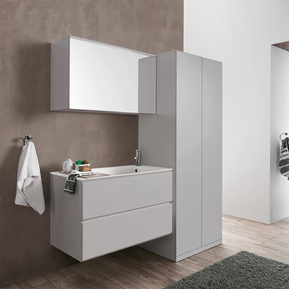 Mobili per lavanderiua geromin euroedil - Mirabello mobili ...