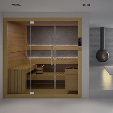 Grandform Sauna Saune Biolevel Project 2020