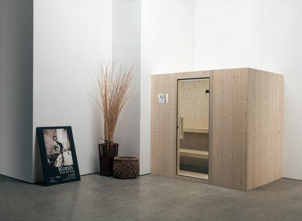 Grandform Sauna Saune Sauna Loto Project 2016