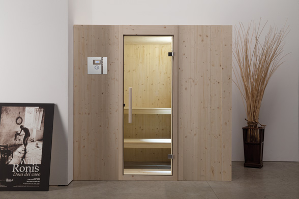 Grandform Sauna Saune Sauna Loto Project 2021