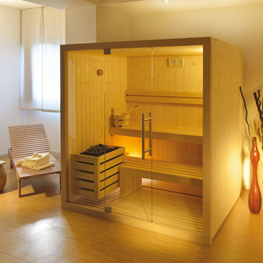 Awesome grandform sauna saune smart level project with - Costo sauna per casa ...