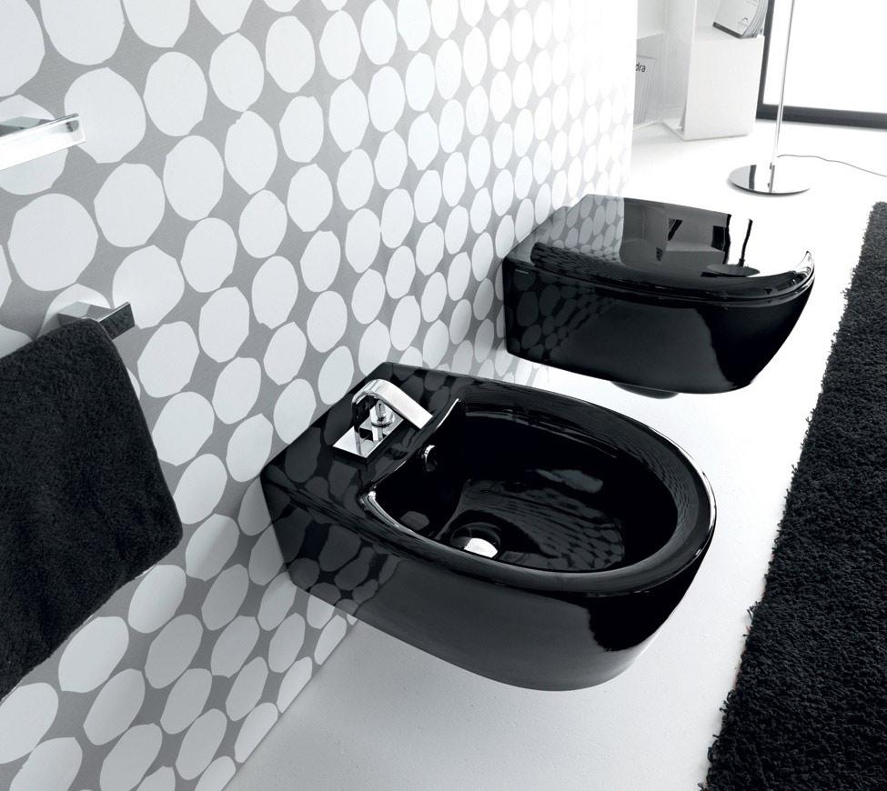 Scopri la vasta gamma di sanitari hidra ceramica sul nostro sito - Sanitari bagno sospesi neri ...