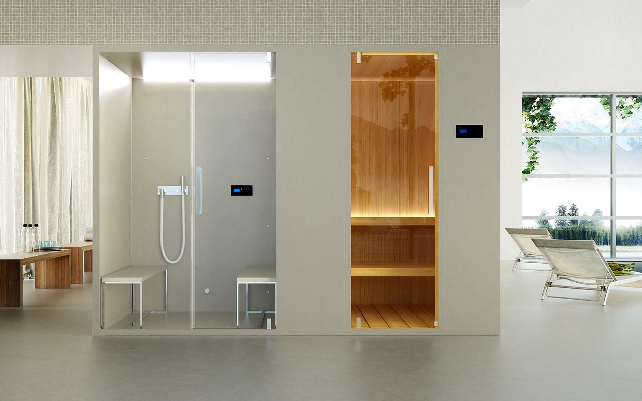 IMMAGINE 02 Bagno Turco e Sauna