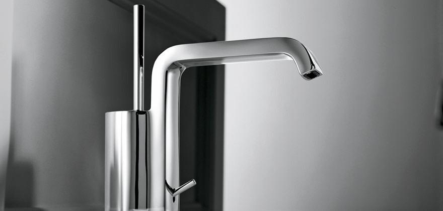 ideal miscelatori bagno serie glance