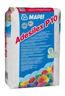 Mapei colla per piastrelle Adesilex P10