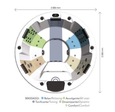 Minipiscina Pool Project R200 2