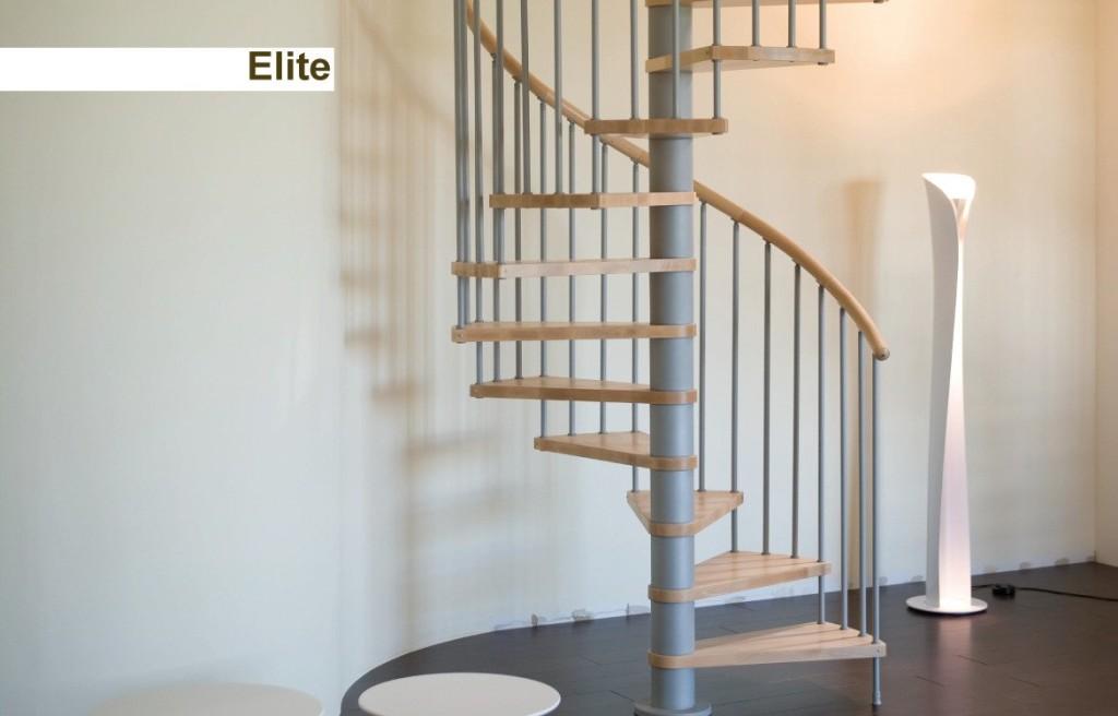 Novalivea Scala in Kit modello ELITE proposta 1