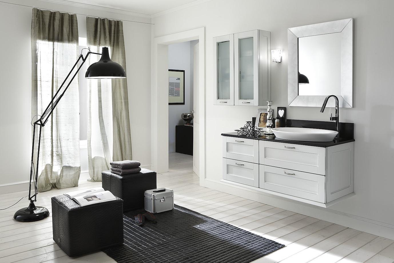 Punto tre mobili di qualit per il vostro bagno euroedil - Punto tre mobili bagno ...