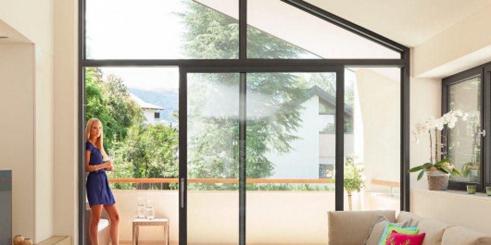 Finestre e porte finestre in pvc di alta qualit per la tua casa euroedil - Migliori finestre pvc ...