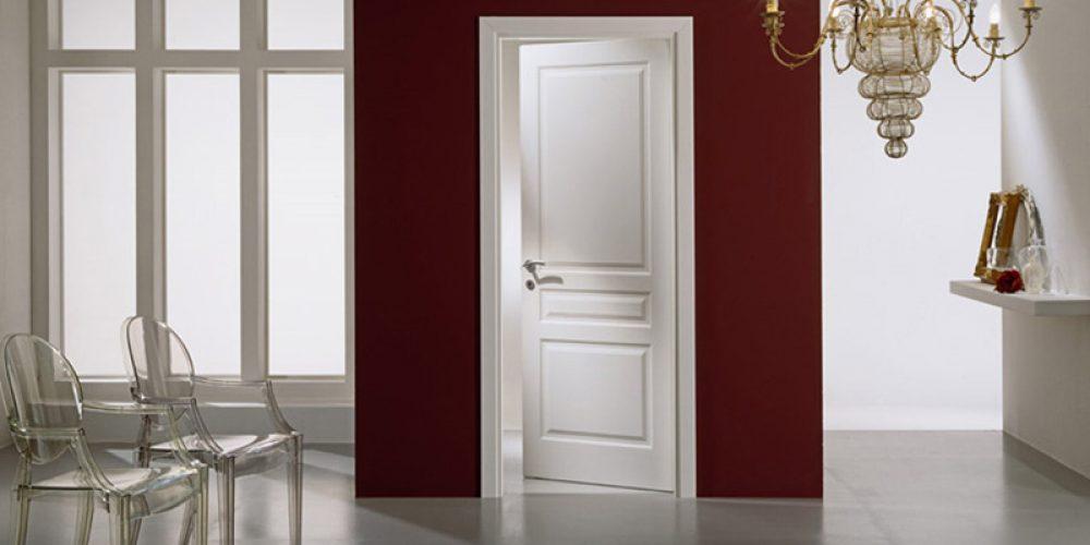 Porte interne a battente scorrevoli o a soffietto - Contorno porte interne ...