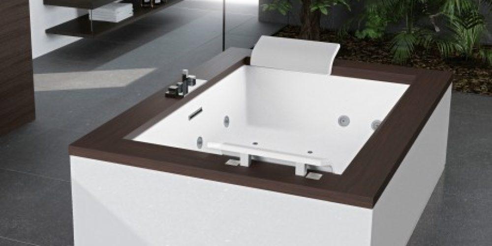 Vasche idromassaggio e cabine doccia per il tuo bagno euroedil - Piatto doccia piastrellabile ...
