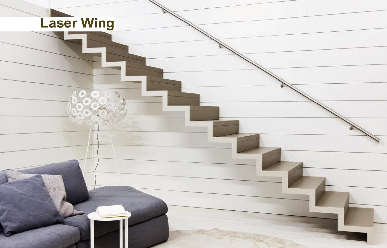 wing no struttura a vista 42309